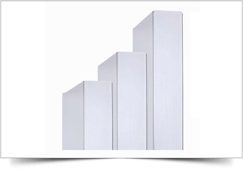 Standaard in drie hoogtes leverbaar