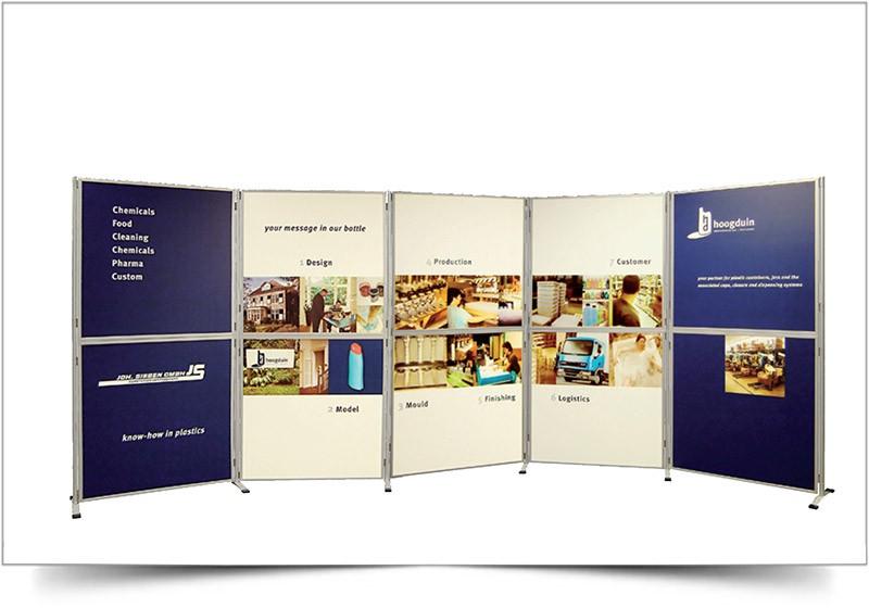 Presentatiepanelen en posterborden