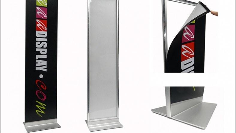 Magneet frame met verwisselbare print