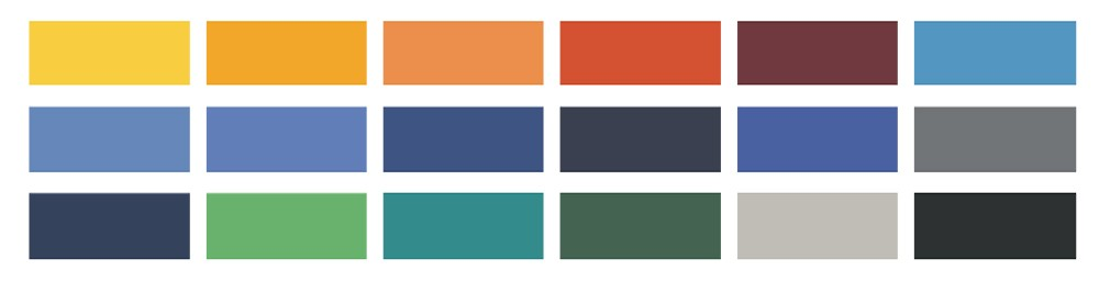Clip-panelen-kleuren