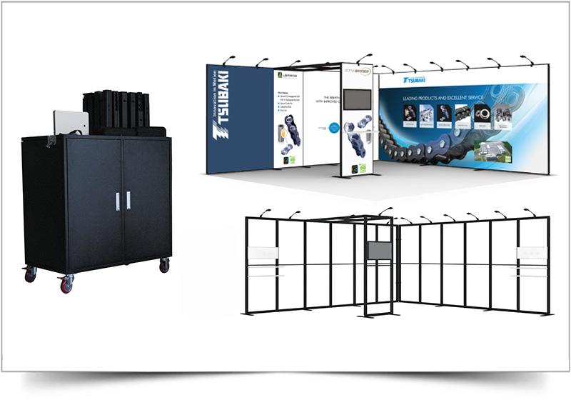 Easystand zelfbouw standsysteem kit