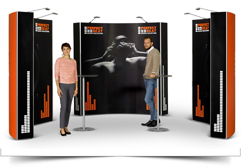 Modulaire-stand