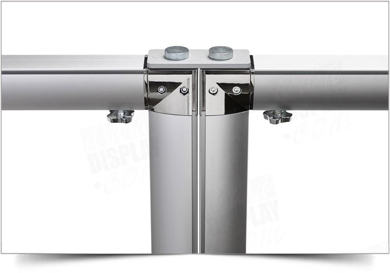 Dubbele-staander-frame-system