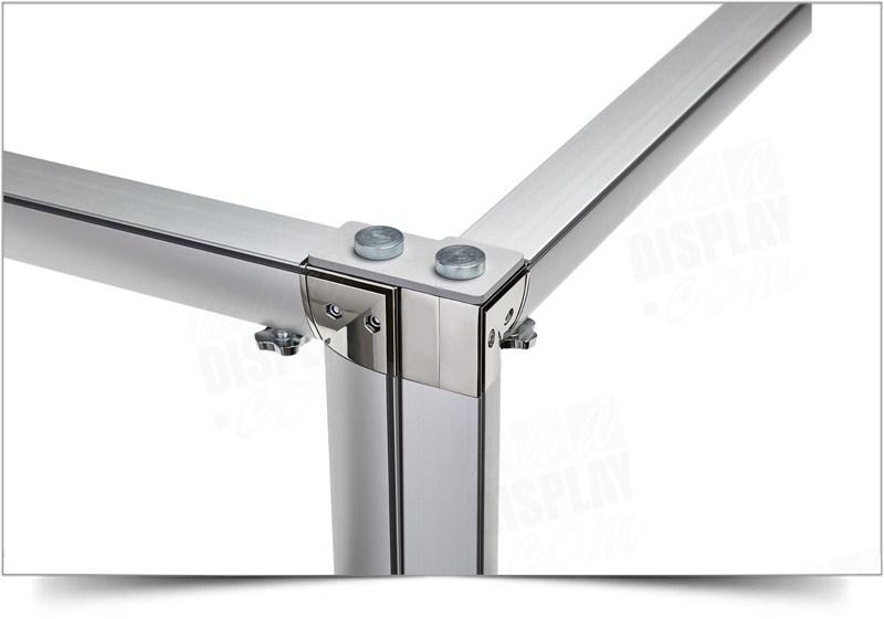 Fabric-system-hoekverbinding