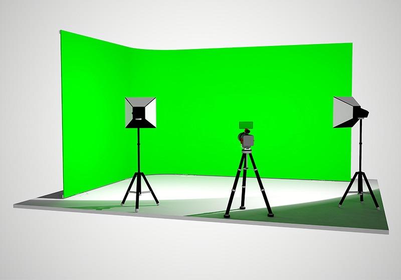 Fabric-Studio-Green-Green-achtergrond