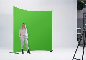 gebogen-green-screen-achtergrond